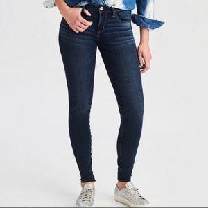"NEW American Eagle 28"" Inseam Lowrise Skinny Jeans"